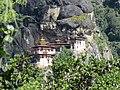 Paro Taktsang, Taktsang Palphug Monastery, Tiger's Nest -views from the trekking path- during LGFC - Bhutan 2019 (251).jpg