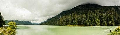 Parque Estatal de Recreo del Lago Chilkoot, Haines, Alaska, Estados Unidos, 2017-08-26, DD 15-19 PAN.jpg