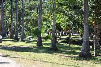 Sinaloa - Image: Parque Sinaloa 001