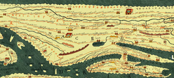 Part of Tabula Peutingeriana showing Western Moesia Inferior, Western Dacia and Macedonia.png