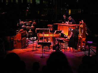 Harry Partch - Partch's instruments in performance by the Partch Ensemble