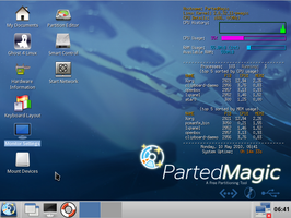 Parted Magic 4.10