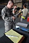Pass or fail, 8th MOS evaluators ensure load crews meet the requirements 110628-F-RB551-149.jpg