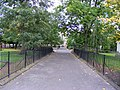 Pathway in Cathedral Square Glasgow - geograph.org.uk - 1556177.jpg
