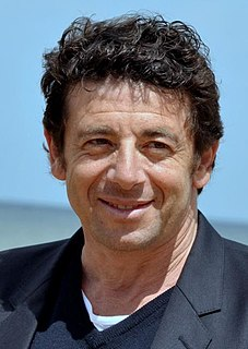 Patrick Bruel French singer-songwriter, actor, and poker player