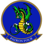 Patrol Squadron 4 (United States Navy) insignia 2015.png