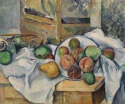 Paul Cézanne: A Table Corner (Un coin de table)