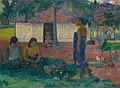 Paul Gauguin, No te aha oe riri (Why Are You Angry?), 1896, 1933.1119, Art Institute of Chicago.jpg