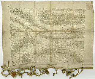Peace of Thorn (1411) 1411 treaty between the Polish-Lithuanian alliance and the Teutonic Knights