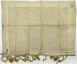 Peace of Thorn (1411) - The 1411 treaty