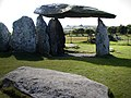 Pentre Ifan burial chamber - geograph.org.uk - 451406.jpg