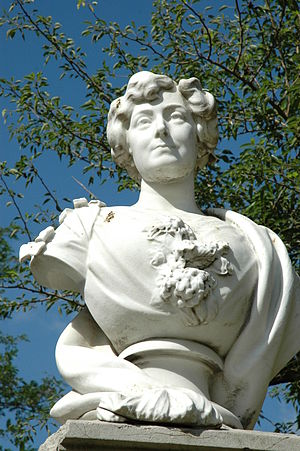 Josefa Texidor Torres - Statue of Pepita Texidor in the Parc de la Ciutadella, work of Manuel Fuxà (1917)