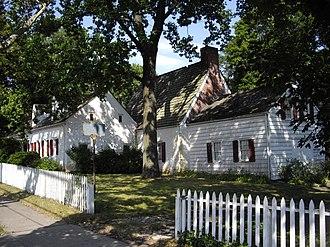 Staten Island - Billiou-Stillwell-Perine House