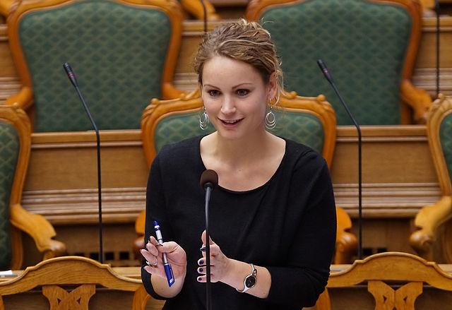Пернилла Скиппер заявила о готовности стать премьер-министром