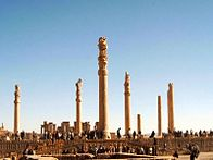 Persepolis World Heritage site, Shiraz
