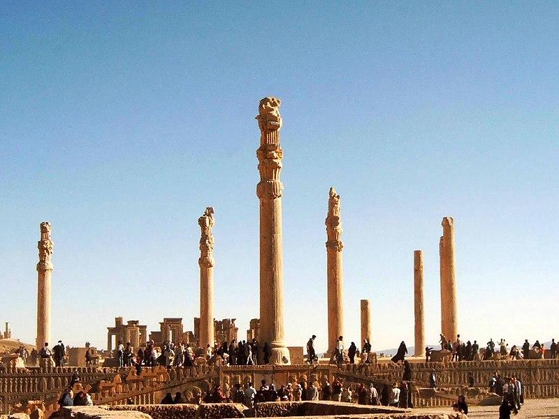 Persépolis (S. V a. C.)