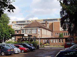 Peterborough District Hospital Hospital in Cambs. , United Kingdom