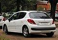 Peugeot 207 1.6 Sport 2010 (37867203615).jpg