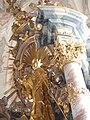 Pfronten St Leonhard Altardetail Hl Leonhard.jpg