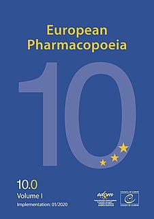 <i>European Pharmacopoeia</i>