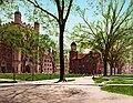 Phelps Hall and Lyceum, Yale College, New Haven, Connecticut, 1901.jpg