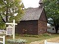 Phelps Tavern Museum meetinghouse.JPG