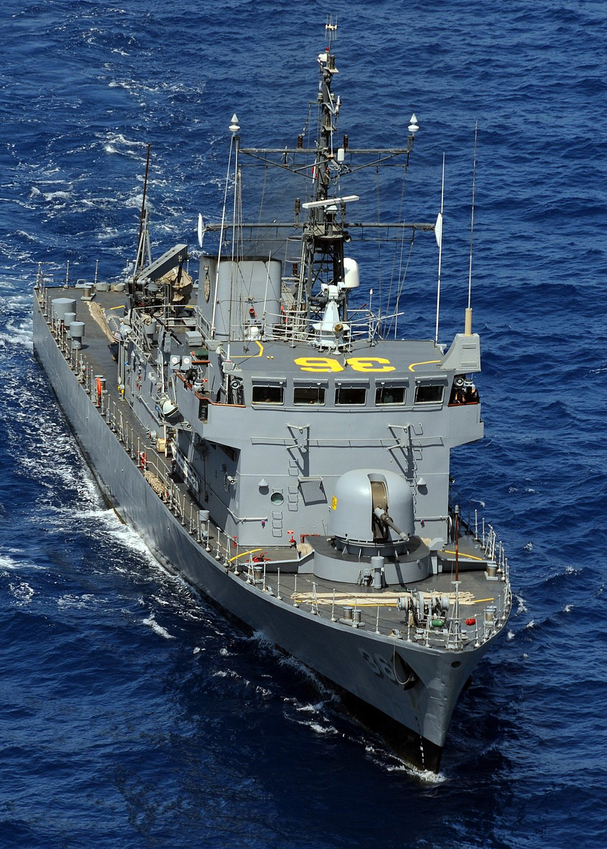 Philippine Navy PS-36 at Balikatan 2010-2