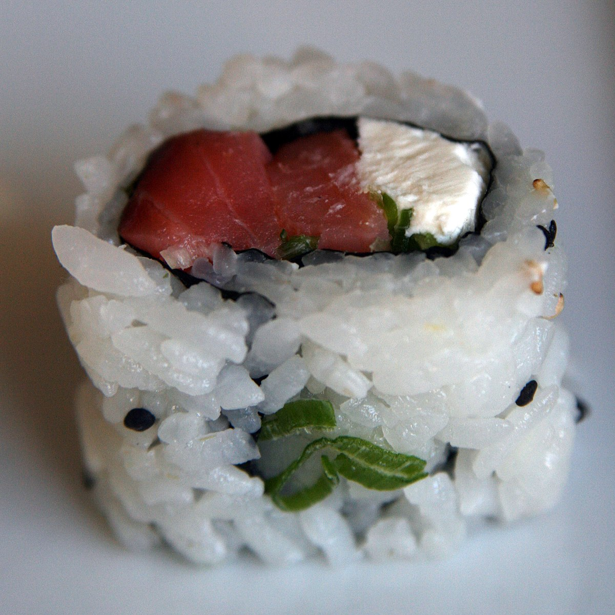 Philadelphia roll - Wikipedia