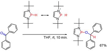 Esquema 3. hidreto de diazafosfoleno-fosfina