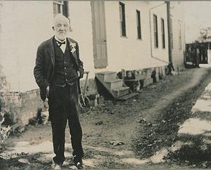 John Sebastian Helmcken - John Sebastian Helmcken in 1917