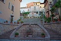 Piazza e fontana di San Marco d'Alunzio.jpg