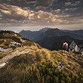 Piccole dolomiti viste dal Monte Zugna.jpg