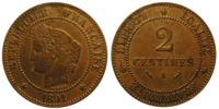 Piece 2 centimes 1891.png