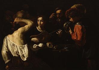 Pietro Paolini - Allegory of the Five Senses