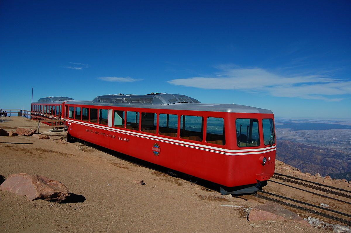 Pikes peak train coupons