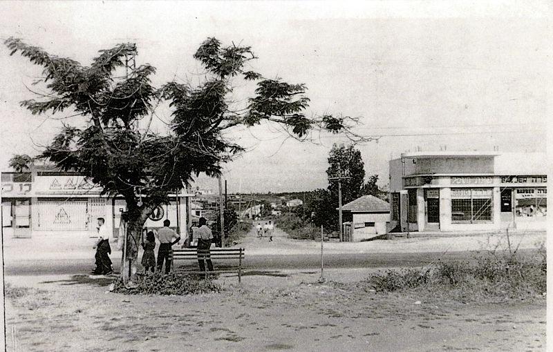 כיכר הנשיא ברמתיים-הוד השרון