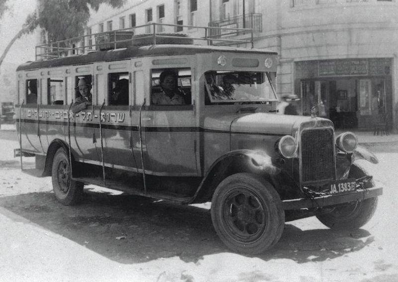 תל אביב - תחבורה ציבורית