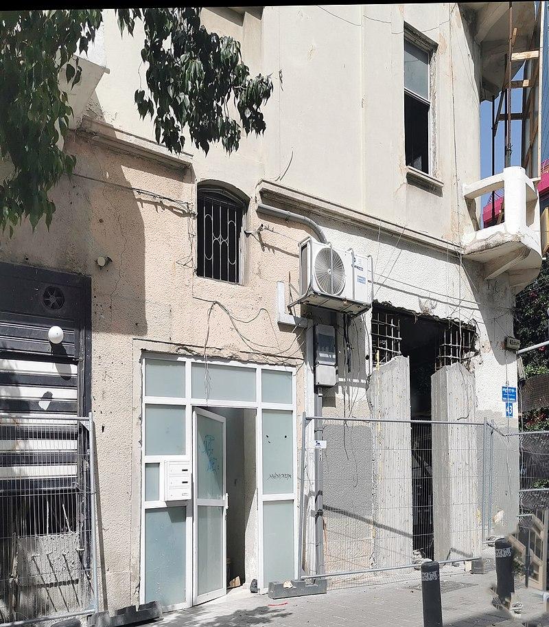 הבית בלילינבלום 43 תל אביב
