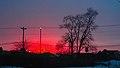 Pink ^ Purple Sunset Over Madison - panoramio.jpg