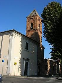 Pisa - Chiesa di San Benedetto.JPG