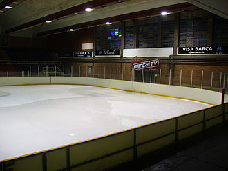 FC Barcelona Ice Hockey - Palau de Gel