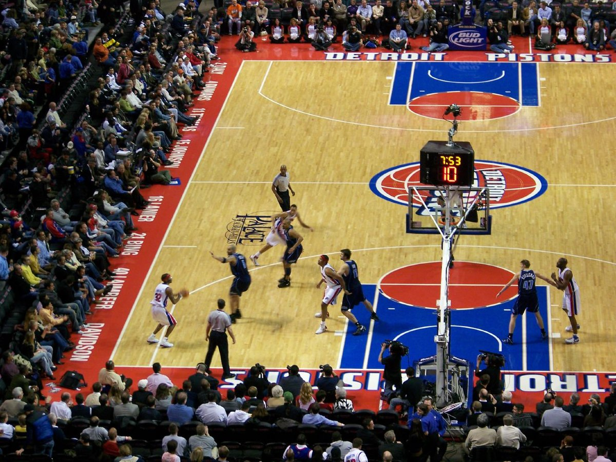 Detroit Pistons – Wikipedia