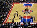 Pistons Jazz January 2006.jpg