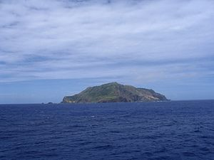 Pitcairn Islands - West side of the island