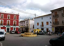 Plaça Major de Xaló, Marina Alta País Valencià.jpg