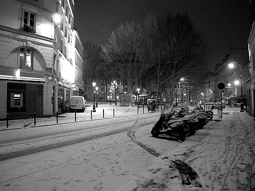 Thumbnail from Place des Abbesses