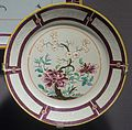 Plate, Slovakia, Holic, c. 1760, ceramic - Museum of Anthropology, University of British Columbia - DSC08819.jpg