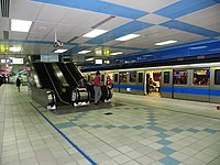 Platform 1, Haishan Station 20091017.jpg