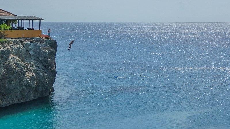 Praias alternativas em Curaçao