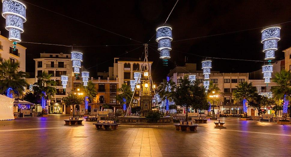 Plaza Alta, Algeciras, Cádiz, España, 2015-12-09, DD 02